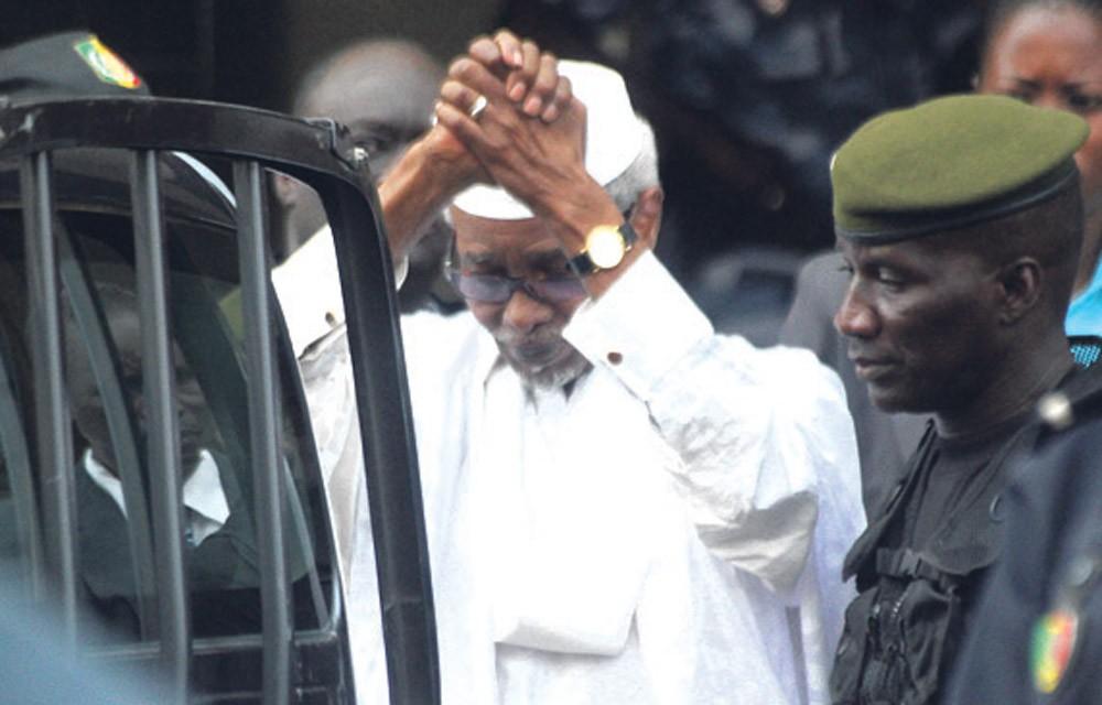 Hissein Habré, retour à la case prison — Fin de vacances