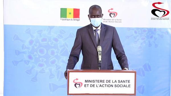 Très mauvaise nouvelle pour le Sénégal — Coronavirus