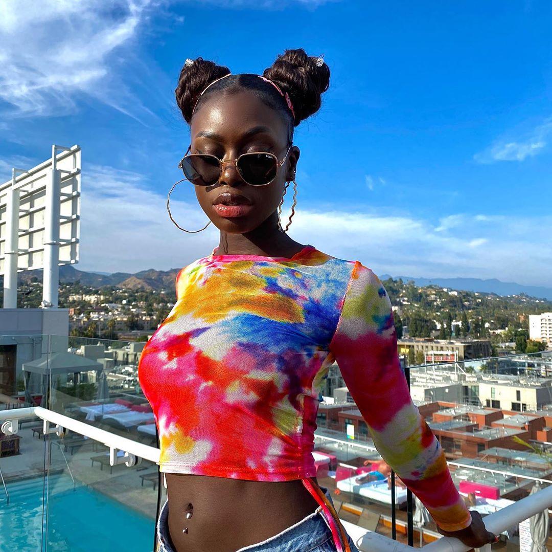 Les Nouvelles photos de Mame Diarra Sen petit Gallé que secouent instagram