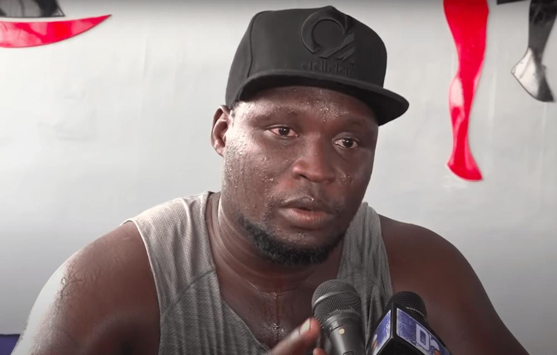 Urgent – Nécrologie: le lutteur Jules Baldé Junior vient de nous ...