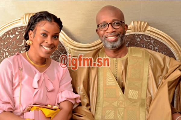 Photos - Tabaski : Le fils de Sidy Lamine Niasse présente ses vœux à Youssou Ndour et Cie