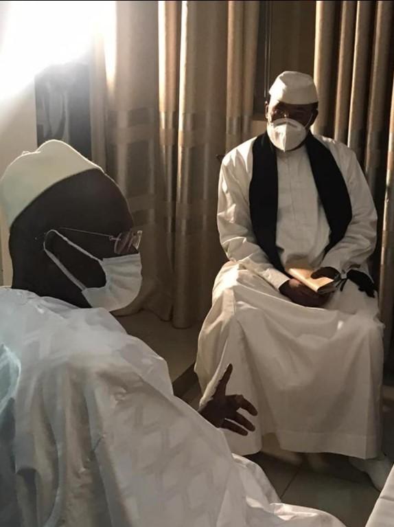 (Photos) Magal 2020: Khalifa Sall et Barth chez le Khalif... Tout ce que vous n'avez pas vu en images