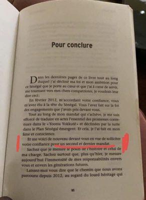 """""""Sénégal au Cœur"""": Quand Macky Sall briguait son """"second et dernier mandat"""""""