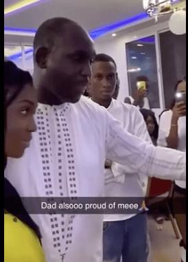 (Vidéo) Découvrez le cadeau que le frère de Marieme Faye Sall, Adama Faye a offert à sa femme, le jour de son anniversaire !