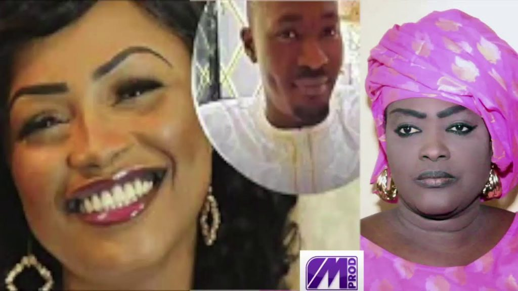 10 Photos-Mbathio Ndiaye : Qu'on l'aime ou qu'on ne l'aime pas...