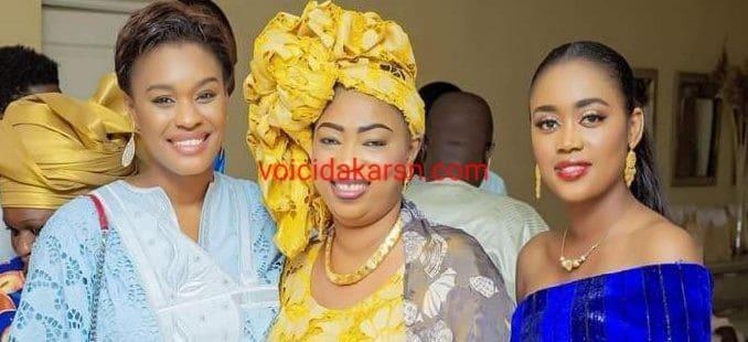 (05photos) De très belles images de Ndeye Ndack, Katy chimère et l'epouse de Cheikh Abdou Karim Mbacke Yaye Pouye…