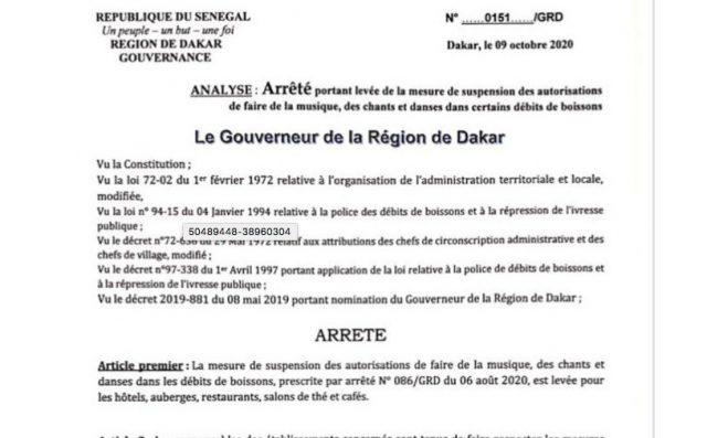 Gouverneur de Dakar