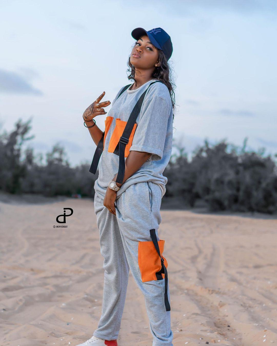 (09 Photos) Série Virginie: Diarra Thiès se voit déjà en star de cinéma