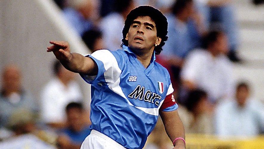 Diego Maradona raconte son transfert avorté à l'OM