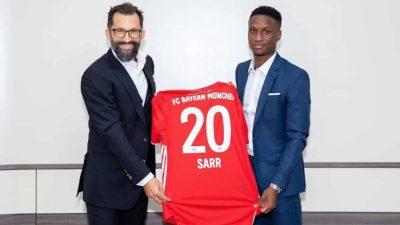 Officiel: Bouna Sarr s'engage avec le FC Bayern jusqu'en 2024