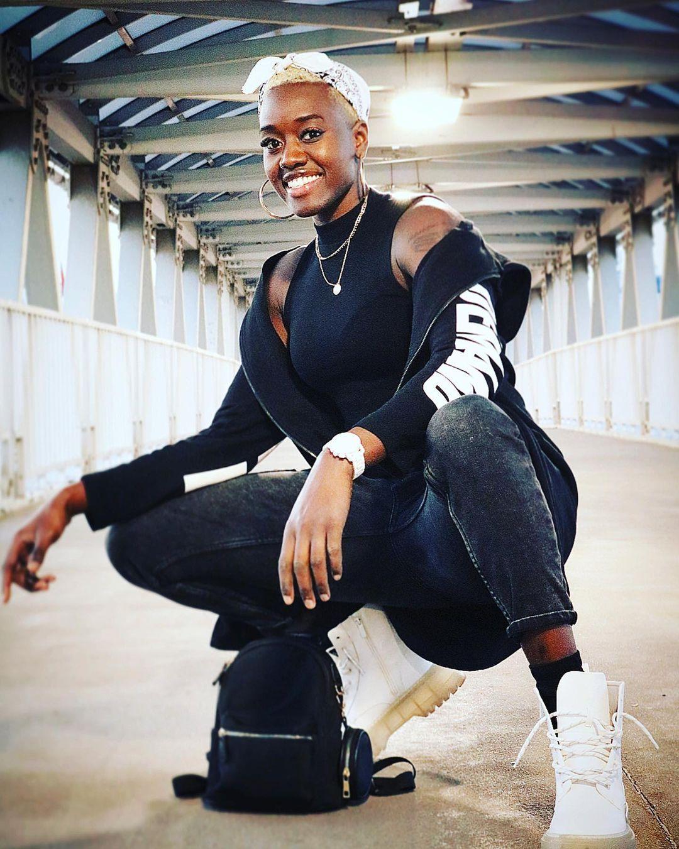( Photos ) La Basketteuse Yacine Diop : $exy, chaude et provocante