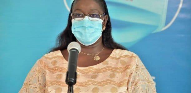 Dr Marie Khemesse Ngom Ndiaye