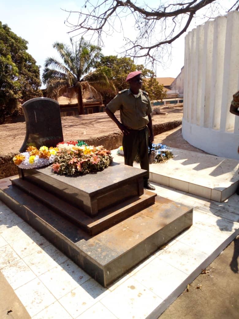 """Cimetière des hérosà Bissau : Embalo annonce le transfert des restes de """"Nino"""""""
