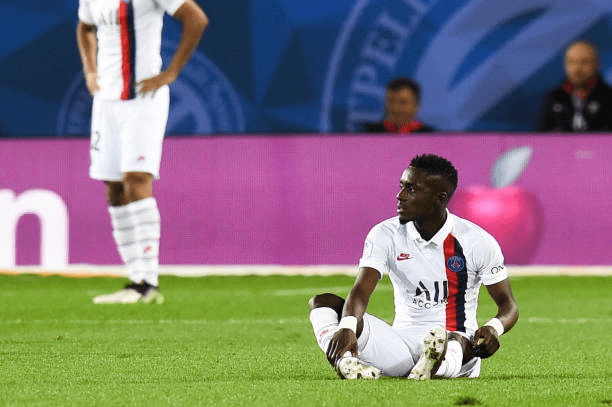 PSG - Rennes : Gana Gueye sort sur blessure