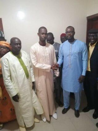 Pastef : Ousmane Sonko annonce l'arrivée d'un nouvel allié