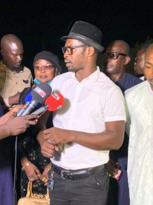 (06 Photos) -Adhésion jeunes responsables du Pds et de l'Apr, le gros coup de Pastef d'Ousmane Sonko