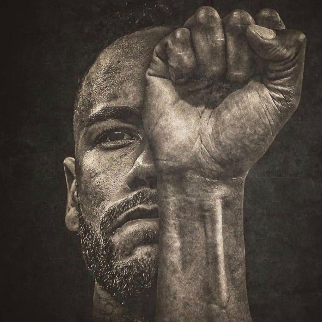 La réaction de Neymar sur les propos racistes «Black Lives Matter».
