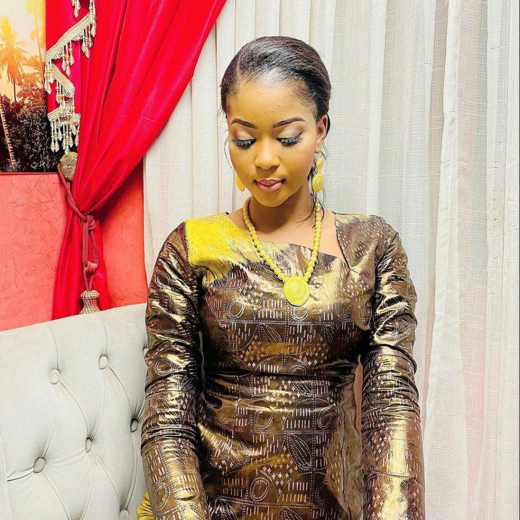 ( 05 Photos ) Admirez la belle Sagnse de Awa Diagne alias Kiné de la série Pod et Marichou