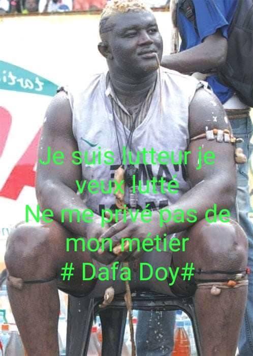 """Balla Gaye 2 à l'Etat du Sénégal : """"Bayi lénma ma beuré nguir yalla"""""""