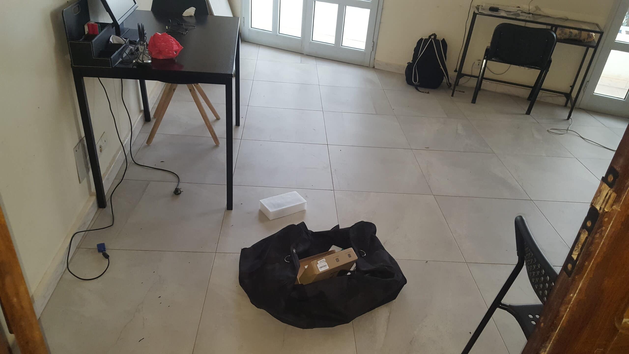 La rédaction de Xibaaru victime d'un cambriolage ! (photos)