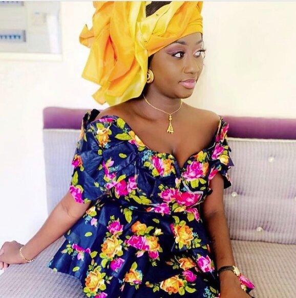 (05 Photos) : Daba Ndiaye s'affiche en mode « Diongoma » après son mariage royal