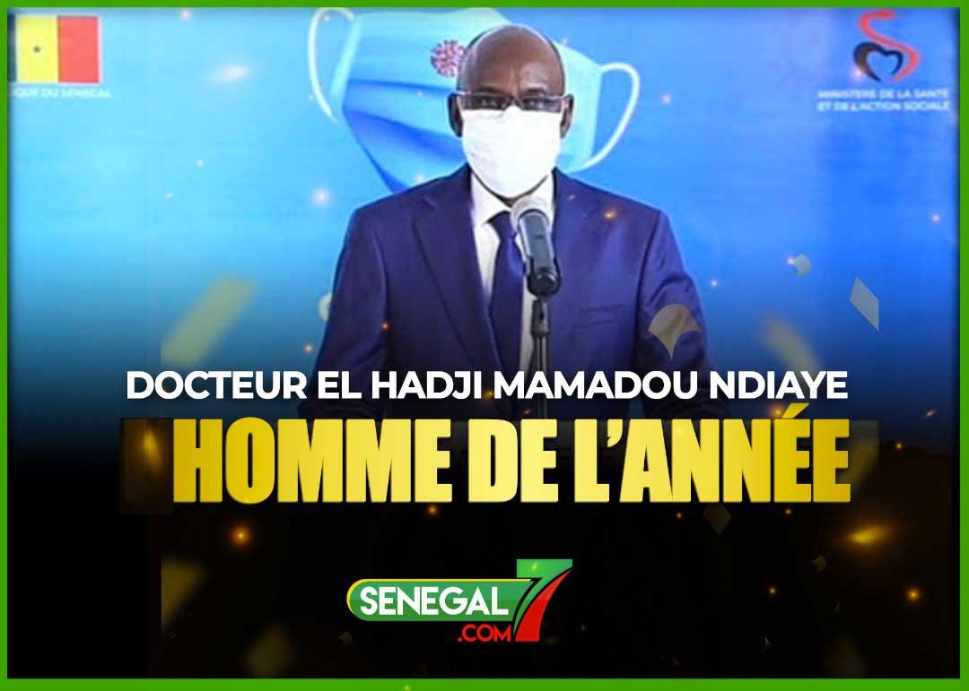 Homme de l'année 2020 : Dr Mamadou Ndiaye, porte-parole du Ministre de la Santé…
