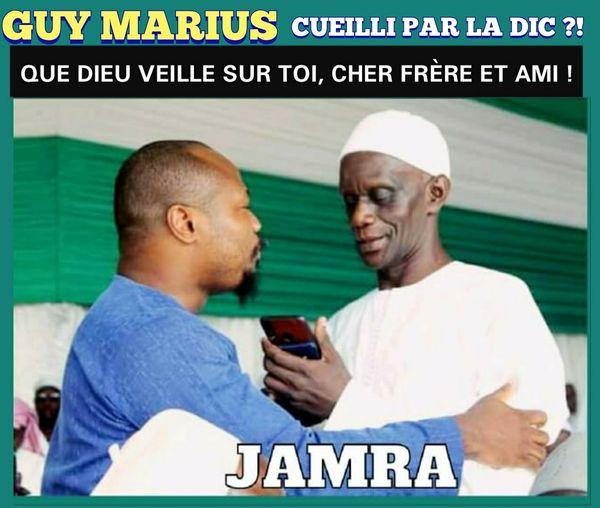 Triste message de Jamra à Guy Marius Sagna entre les mailles de la justice
