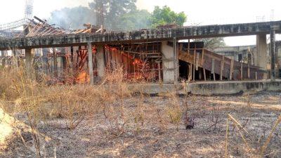Ziguinchor : Les chantiers de l'Université Assane Seck incendiés