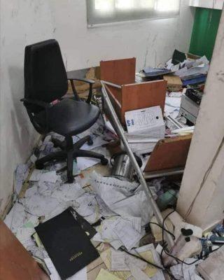Mbao : les manifestants attaquent la Banque Atlantique et volent 200 millions de FCFA
