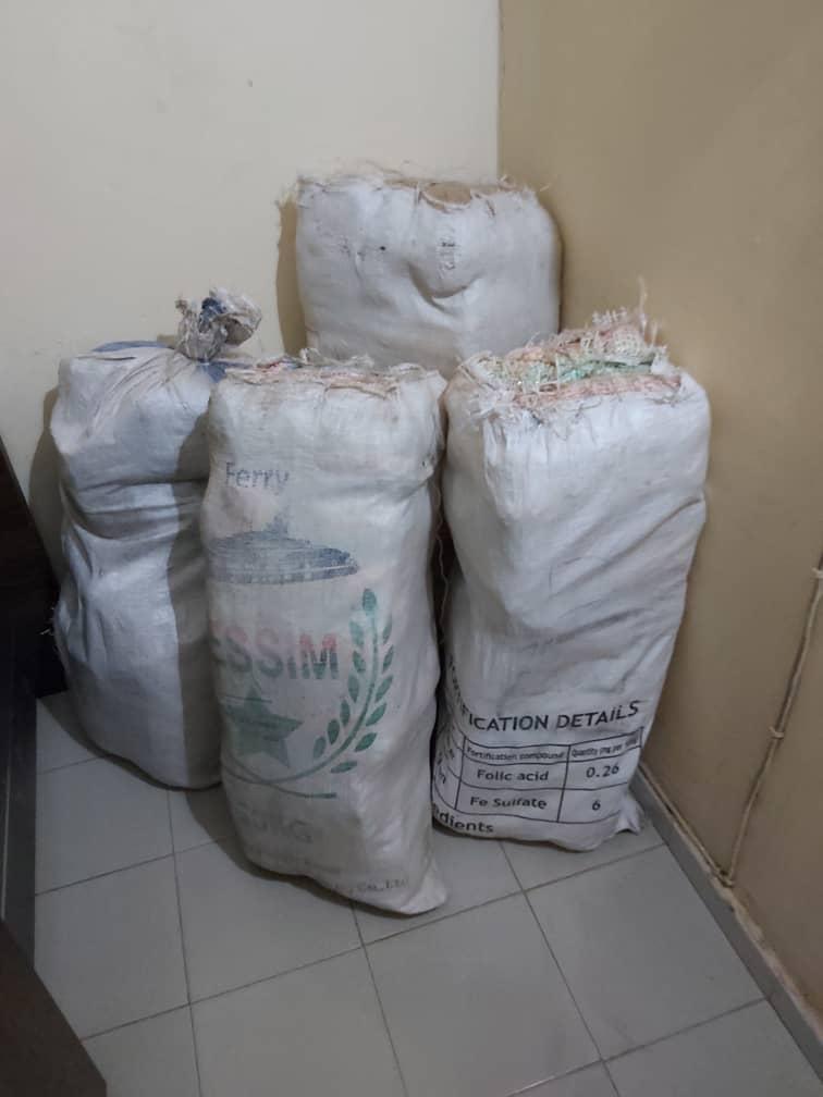 Kolda : Un Guinéen arrêté avec 100 kg de cannabis, son acolyte activement recherché