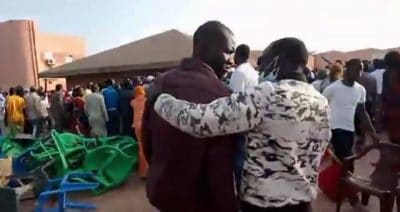 Vidéo-Réunion Benno Bokk Yakaar à Pikine : Des bagarres gâchent la fête !