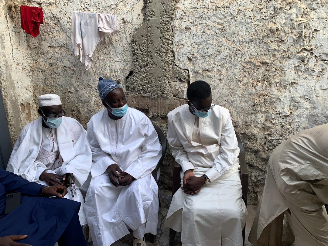 Manifestations aux Parcelles Assainies : Le Ministre Amadou Bâ au chevet des familles des victimes