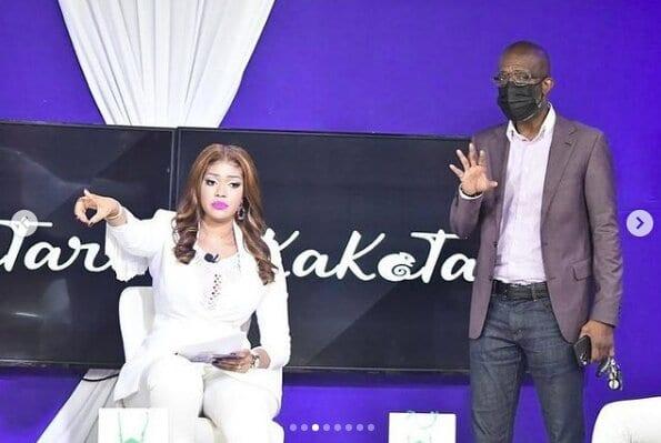 (08 Photos) : Les coulisses du tournage de l'émission «Kakatar» une complicité de « Ouf » entre Bouba Ndour et Ya Awa