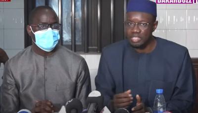 """Ousmane SONKO aux leaders de l'opposition: """"Nous devons transcender nos égos"""""""