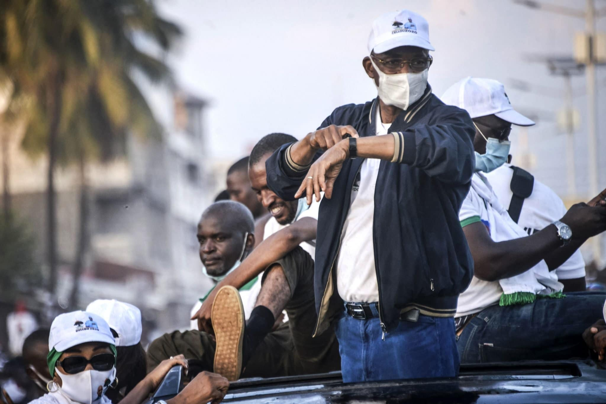 Alpha Condé : « Toutes les tentatives de déstabilisation visant la Guinée viennent du Sénégal »