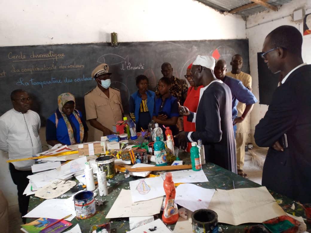 Electrification solaire en Casamance : La fondation Club Med au chevet des écoles enclavées et en milieu insulaire