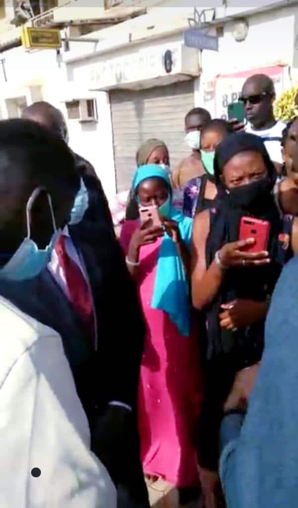 Corniche ouest : Le président du Cese,Idrissa Seck désamorce la colère des jeunes