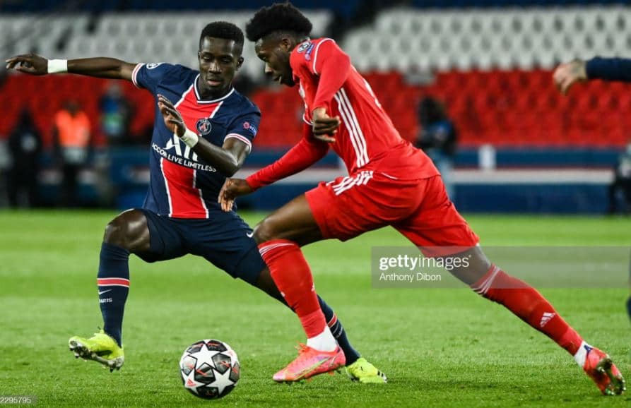 "LDC - PSG-Bayern : ""Gana Gueye est une machine"", félicite Mauricio Pochettino"