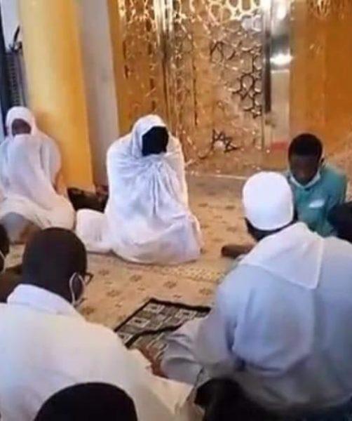 (Photos) Mosquée Masalikul Jinane : Trois Personnes se convertissent à l'islam
