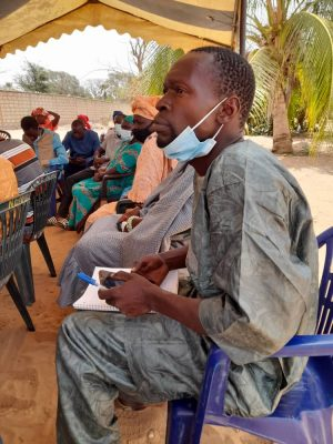 Fandène : Les responsables Pastef prennent des résolutions pour sauver la commune