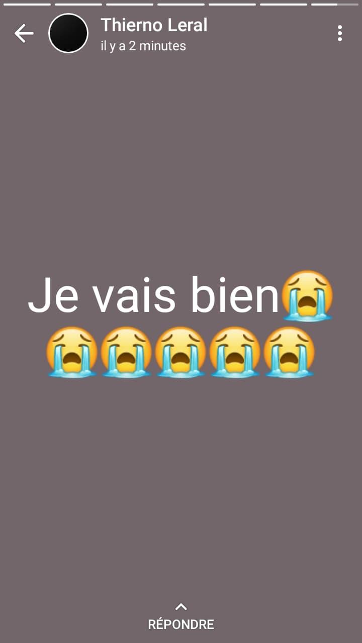 Accident des reporters de Léral à Kédougou : Thierno ne serait pas mort mais blessé