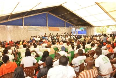 Conseil présidentiel sur l'Insertion et l'emploi des jeunes : Kaffrine a tenu sa réunion de restitution
