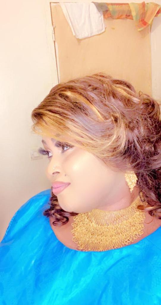 (Photos) Sagnsé Korité: Alima Thiopet dévoile ses rondeurs de Diongoma