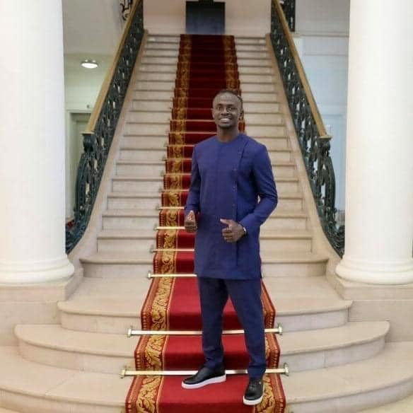 Palais : Sadio Mané reçu par Macky Sall (Photos)