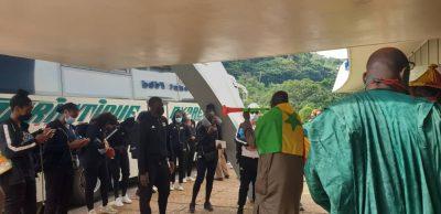 CAN Handball Dames : Un accueil chaleureux pour les Lionnes à Yaoundé