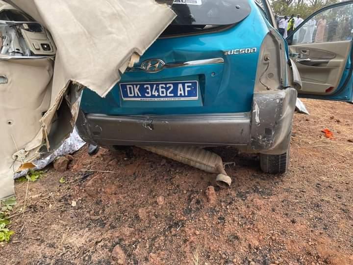 (Photos) Accident Leral: Voici le camion à l'origine du drame
