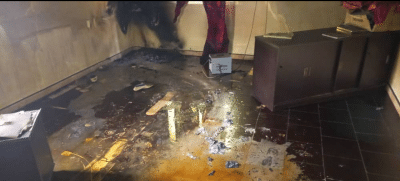 Sinthiou Malem : Le bureau du maire prend feu, une piste criminelle soupçonnée