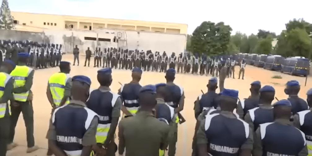Vidéo-Revivez le travail titanesque effectué par la Gendarmerie à Keur Masser et Tivaouane Peulh