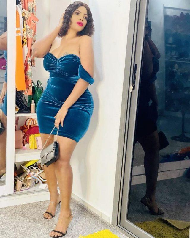 (Photos) Big Maman fait sensation avec sa robe