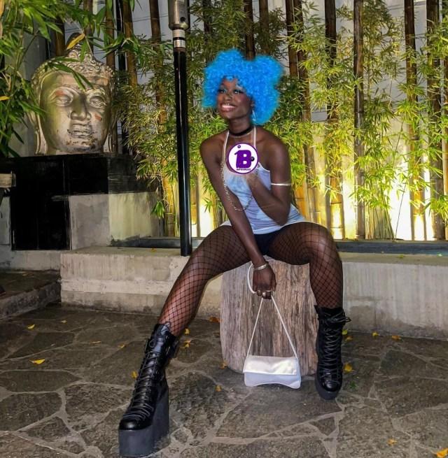 (Photos) Diarra Sylla enflamme encore la toile avec de nouveaux clichés